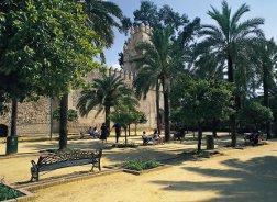 Alcázar Reyes Cristianos en Andalucía