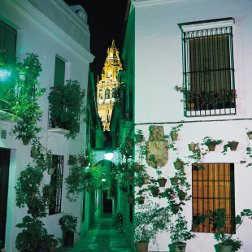 in Andalusia