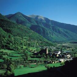 Broto Huesca en Aragón