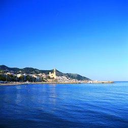 Sitges en Cataluña