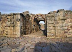 Anfiteatro Mérida en Extremadura