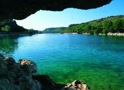 Lagunas de Ruidera en Castilla-La Mancha