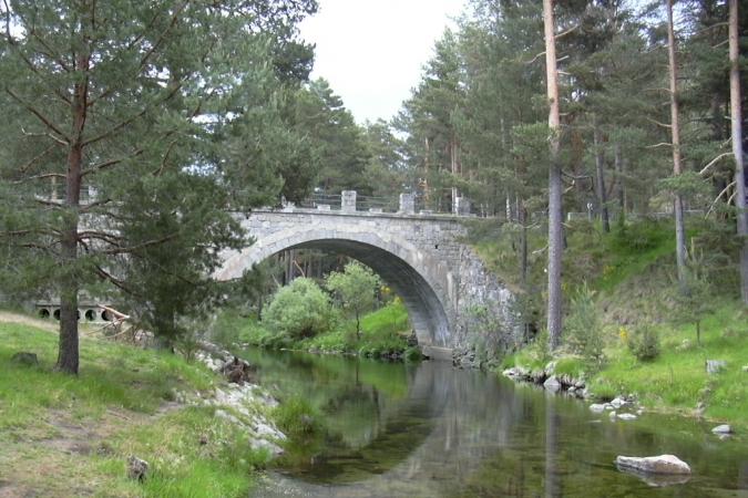 Puente el Duque, Rio Tormes