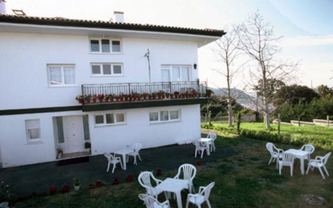 Exterior Casa Rural Itxas Ertz
