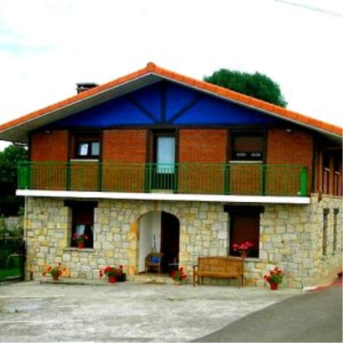 Fachada Casa Elortatxu