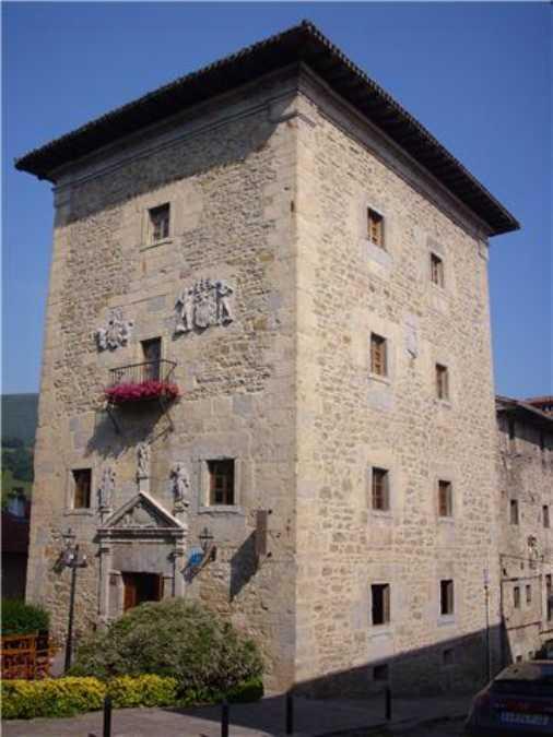 Hotel Torre de Artziniega,País Vasco, España