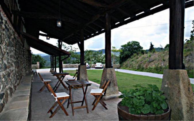 Instalaciones Casa Pagaigoikoa