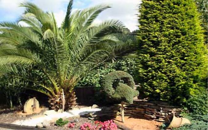 Jardín Casa Jesuskoa