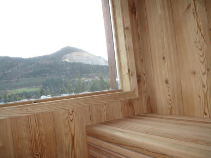Sauna Casa Rural Ea Astei