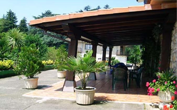 Terraza Casa Laskin-Enea