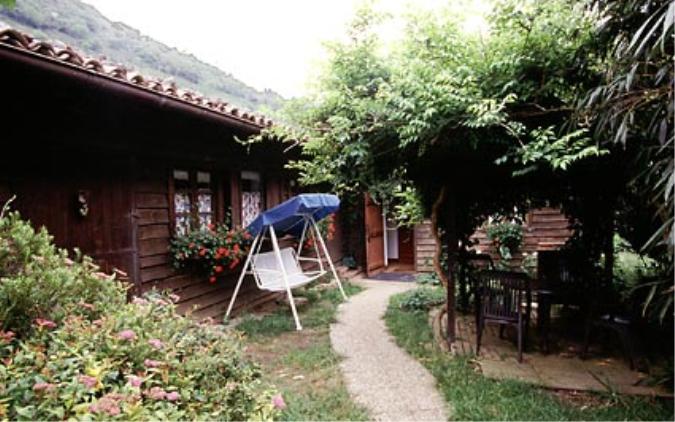 Vista exterior Casa Arruan Haundi