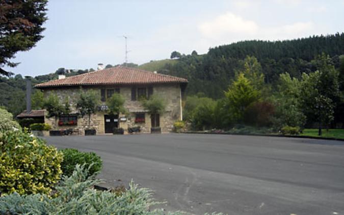 Vista exterior Casa Jesuskoa