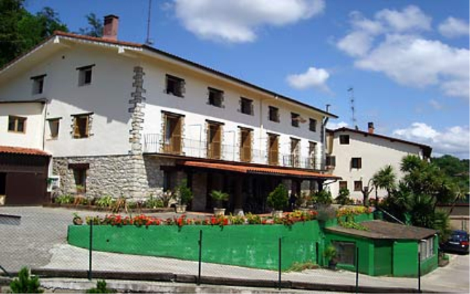 Vista exterior Casa Laskin-Enea