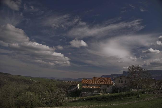 Vista exterior Casa Zelaikoetxe