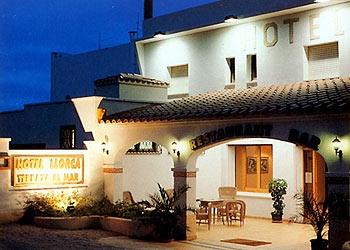 Hotel Llorca en L´HOSPITALET DE L´INFANT (Tarragone)