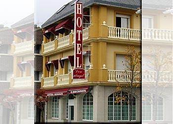 Hotel Don Ángel I em VILLANUEVA DE LA CAÑADA (Madrid)
