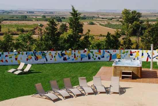 Ruralsuite Hotel Apartamentos en Cascante (Navarra)
