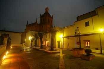 Hotel Palacio Coria en Coria (Cáceres)
