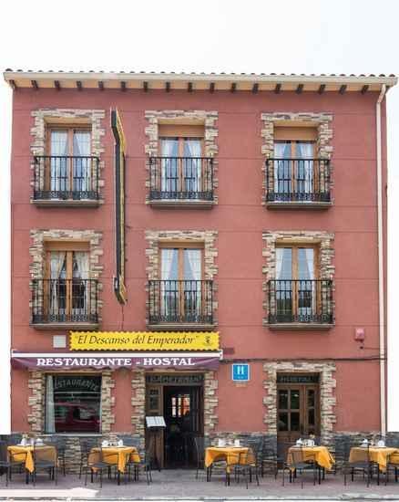 El Descanso Del Emperador in Jarandilla de la Vera (Cáceres)
