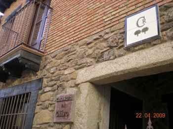 Casa Rural El Olivo en Guijo de Granadilla (Cáceres)