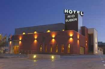 Hotel Rio Suber**** in San Vicente de Alcántara (Badajoz)