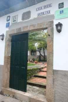 Casa Rural Antolina em San Martín de Trevejo (Cáceres)