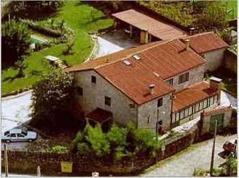 Casa Do Cruceiro in Ames (A Coruña)