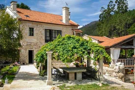 Casa Rural Entre Os Rios em Pobra do Caramiñal (A) (A Corunha)