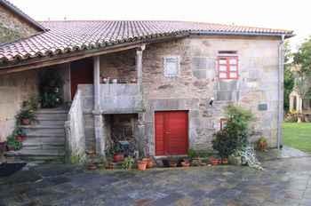 Casa Grande De LoÑo in Vila de Cruces (Pontevedra)