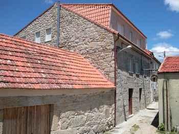 Casa Outeiro in Sanxenxo (Pontevedra)