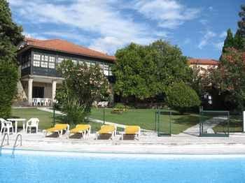 O Casal in Cotobade (Pontevedra)