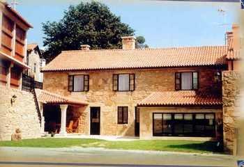 Casa De Costoia en Ames (A Coruña)