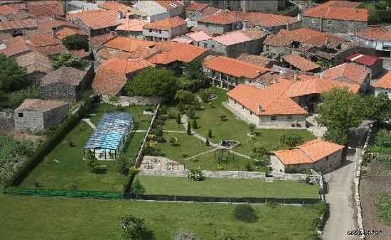 Casa A Rousia en Baltar (Ourense)