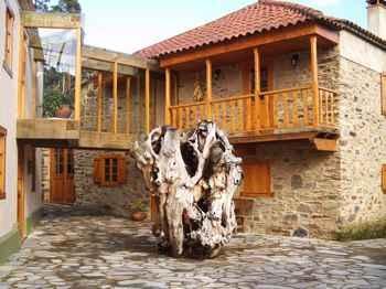 Muiño Das Cañotas en Cariño (A Coruña)