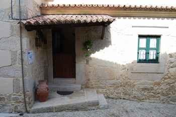 Casa Puertas en Oia (Pontevedra)