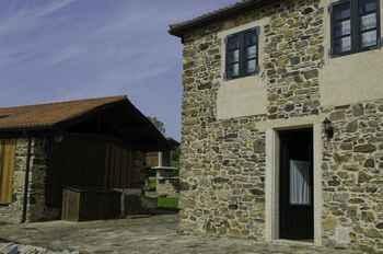 Casa Quintas in Melide (A Coruña)