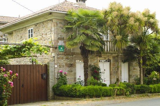Casa Suárez in Vedra (A Coruña)
