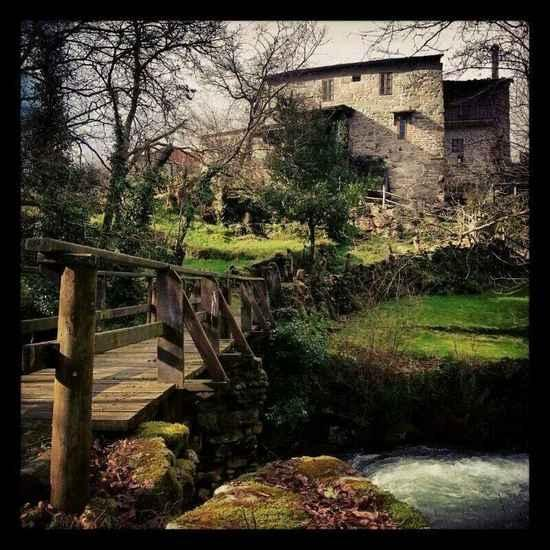 Casa Da Laxa en Beariz (Ourense)