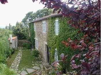 Casa Rural A Solaina in Arteixo (A Coruña)