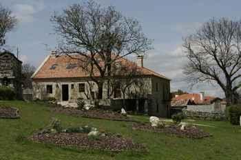 Casa Bergando en Cotobade (Pontevedra)