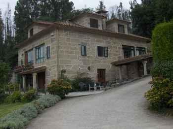 Casa Pazos in Arbo (Pontevedra)