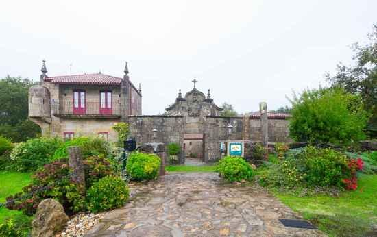 Pazo Da Fraga in Crecente (Pontevedra)