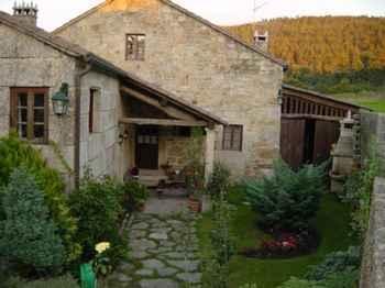 Casa Do Xan em Lousame (A Corunha)