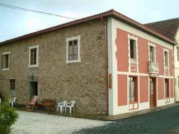 Casa Rural A Pasada en Cedeira (La Corogne)