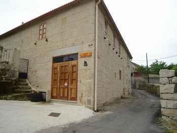 Casa Do Americano en Vilaboa (Pontevedra)