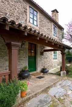 Casa Milia en Arzúa (La Corogne)