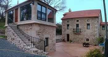Casa Dos Ferreiros en Forcarei (Pontevedra)