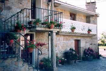 Casa Raúl en Cee (A Coruña)