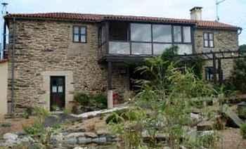 Casa Lucas in Arzúa (A Coruña)