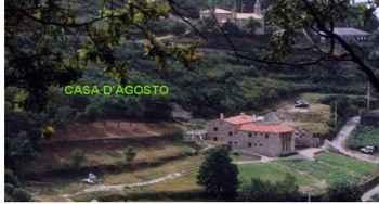 Casa D´agosto en Fornelos de Montes (Pontevedra)